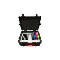 thumb-iNcharge/ iNsync C95 opberg, laad, synchronisatie en transport koffer voor maximaal 10 iPads met KidsCovers-1