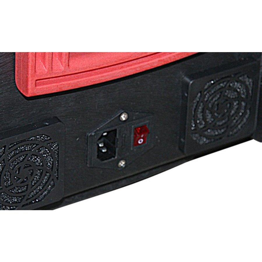 """iNsync C14; robuuste koffer voor 30 iPad Air en 10""""-11"""" tablets, koffer/kar op wieltjes met slot voor opbergen, opladen, synchroniseren & transport-7"""