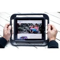 thumb-Gripcase voor iPad Air 1 en 2 en iPad pro 9.7 in het zwart-4