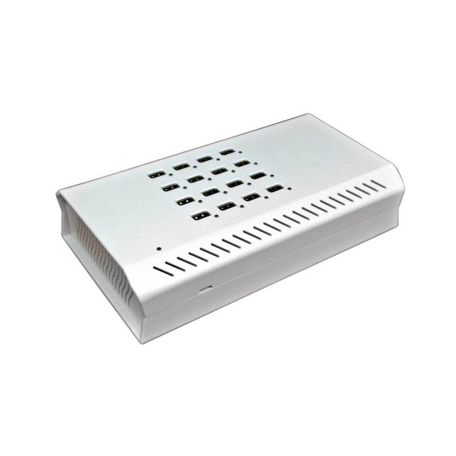 iNsync DU16; Desktop iPad laad en synchronisatie station-5