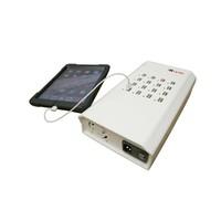 thumb-iNsync DU16; Desktop iPad laad en synchronisatie station-3