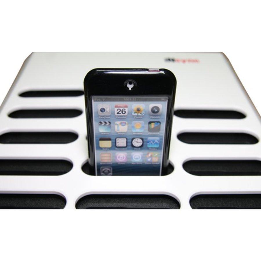 iNsync DL16 Desktop Dockingstation voor 16 iPods-2