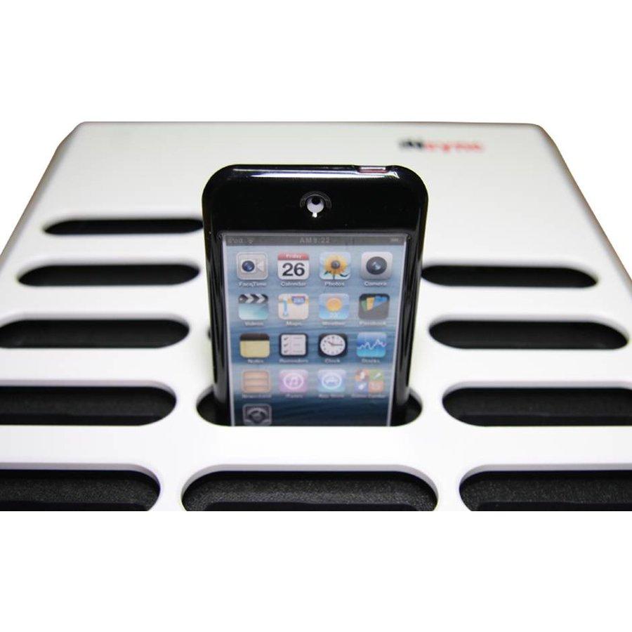 iNsync DL16 Desktop Dockingstation voor 16 iPods-6
