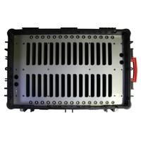 thumb-iNsyncC16 opberg, laad, synchronisatieen transport koffer voor maximaal 30 iPad Mini's of 7-8 inch tablets-9
