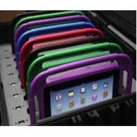 thumb-iNsyncC18 opberg, laad, synchronisatieen transport koffer voor maximaal 16 kleine iPad of 7-8 inch tablets-5