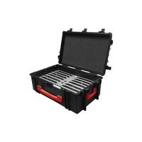 thumb-iNsyncC18 opberg, laad, synchronisatieen transport koffer voor maximaal 16 kleine iPad of 7-8 inch tablets-2