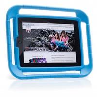 thumb-Gripcase voor iPad Air 1 en 2 en iPad pro 9.7 in het blauw-1