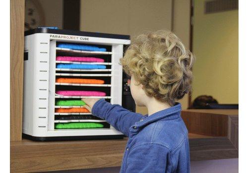 Parat synchronisatie en laadkast voor 10 iPads en tablets