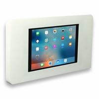 Tablethouder voor 10.5-inch Pro Apple iPad, Piatto iPad 10.5, wit, vlak tegen muur montage
