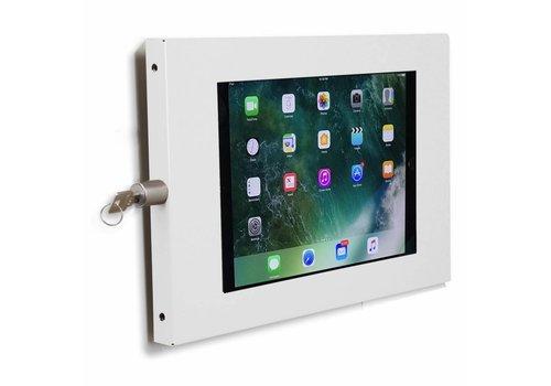 "Muurhouder wit plat tegen wandmontage 10.5-inch iPad Pro Securo 10-11"""