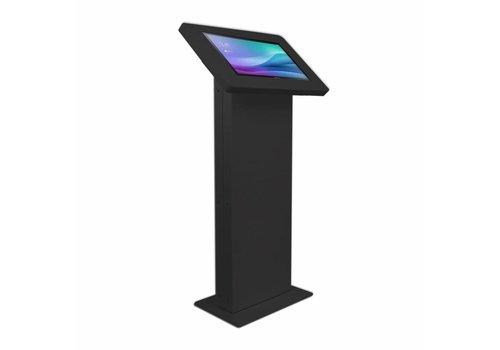 """Vloerstandaard display voor iPad 12,9"""" zwart Largo"""