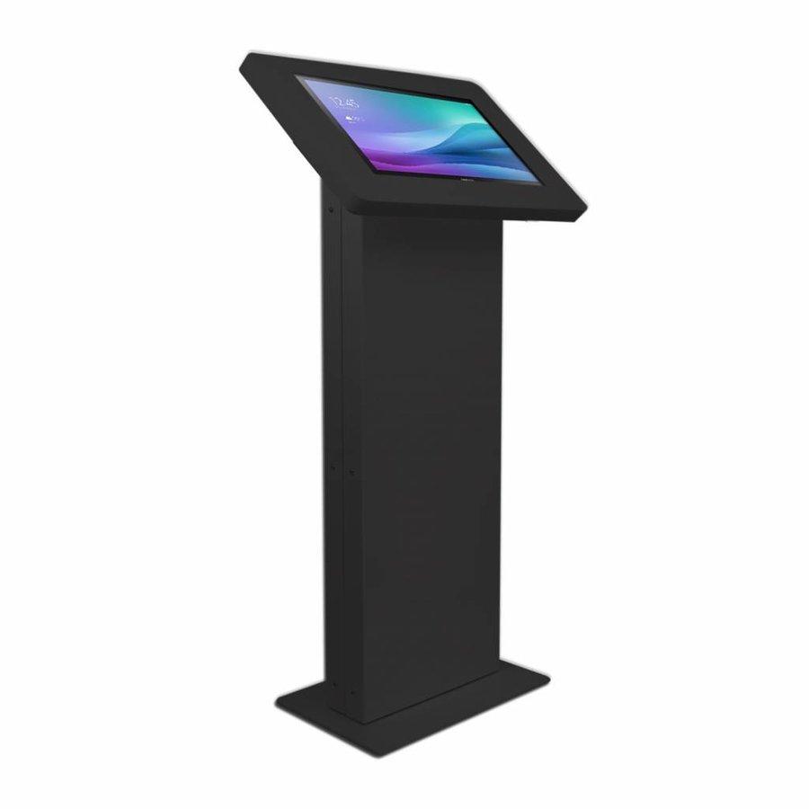 """Display vloerstandaard voor iPad 12,9"""", zwart, Largo"""