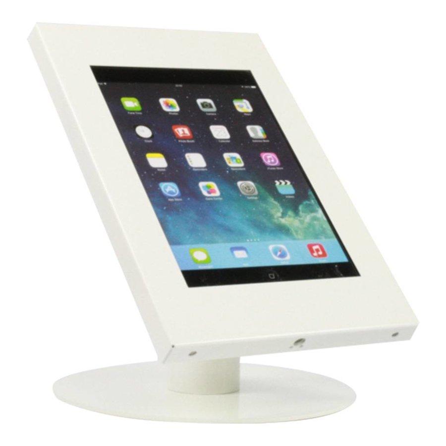 iPad 9.7/10.5 tafelstandaard, wit voor Air, iPad 2017 en Pro 10,5-inch; Securo voor 9 tot 11 inch tablets