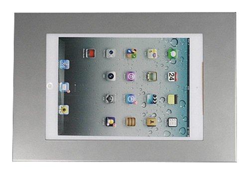 "Muurhouder grijs plat tegen wandmontage iPad 9.7 & 10.5-inch Securo 9-11"" tablets"