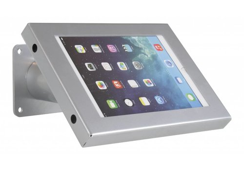 "Tablethouder grijs wand-,tafelmontage iPad Mini Securo 7-8"" tablets"