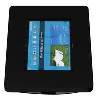 Tafelstandaard Meglio wit of zwart, acrylaat 12-13 inch cassette