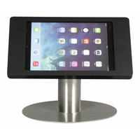 iPad Tafelstandaard voor iPad Mini Fino zwart/RVS