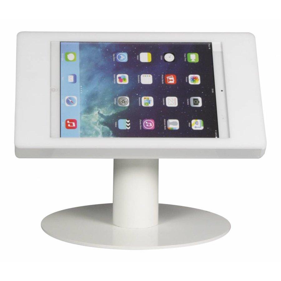 Tafelstandaard voor iPad Mini; Fino in wit acrylaat
