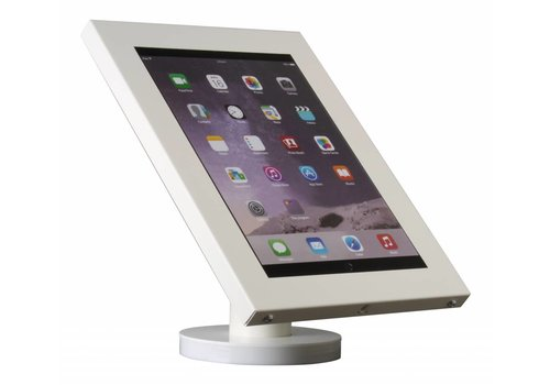 "Tablethouder wand-tafelmontage iPad 12.9"" Securo 12-13"" tablets wit"