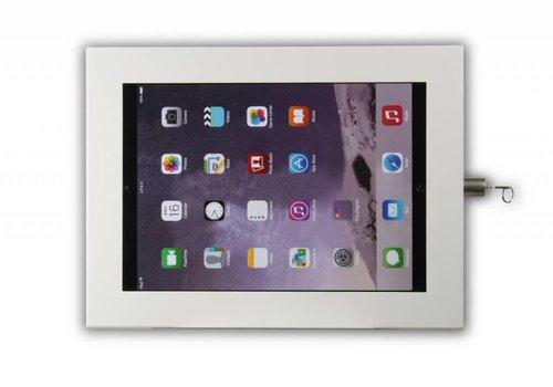 "Muurhouder wit plat tegen wandmontage 12.9-inch iPad Pro Securo 12-13"" tablets"