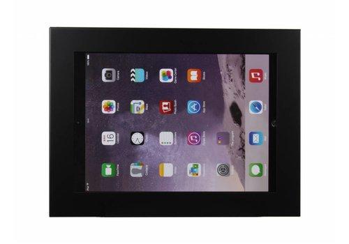 "Muurhouder zwart plat tegen wandmontage 12.9-inch iPad Pro Securo 12-13"" tablets"