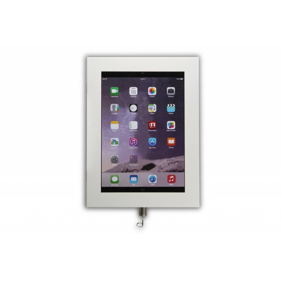 Cassette voor Apple iPad 12.9; Securo 12-13 inch