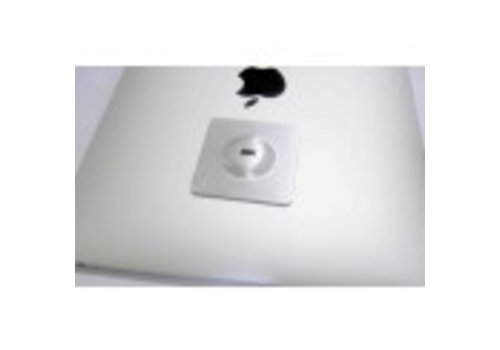 iPad kabelslot