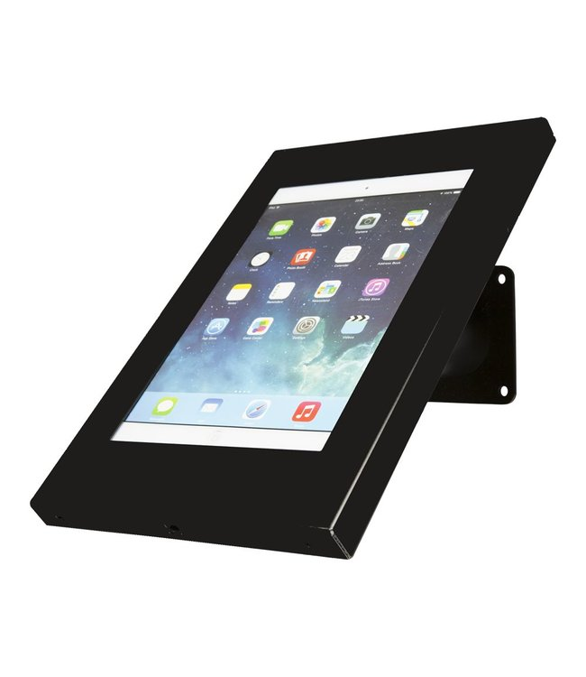 """Bravour Tablet wall or desk display stand for Samsung Tab A 2016 10.1"""", Securo, universal casing"""