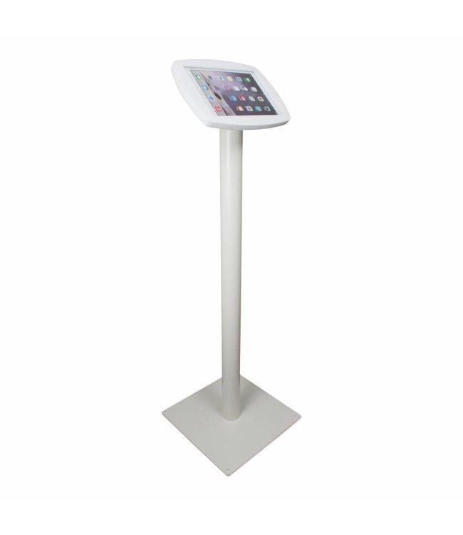 Bravour iPad floor stand for iPad Air, iPad Air 2, iPad Air 9,7 Lusso, white