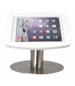 "Bravour iPad Desk Stand for iPad Air/iPad Pro 9.7"", Lusso, white/stainless steel"