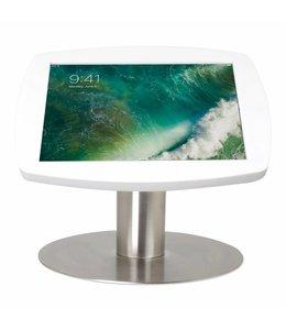 """Bravour iPad Tischständer für iPad Pro 10.5"""", Lusso, Weiss/Edelstahl"""