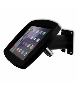 "Bravour iPad wall/Desk Stand for iPad Air/iPad Pro 9.7"", Lusso, black"