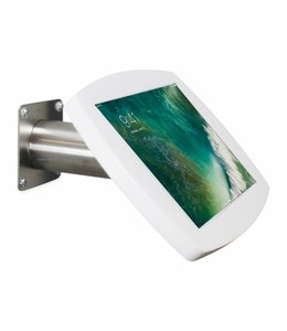 "Bravour iPad wall/Desk Stand for iPad Pro 10.5"", Lusso, white/stainless steel"