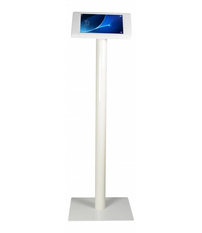 """Bravour Tablet Floor Stand for Galaxy Tab S 8"""", Fino, white"""