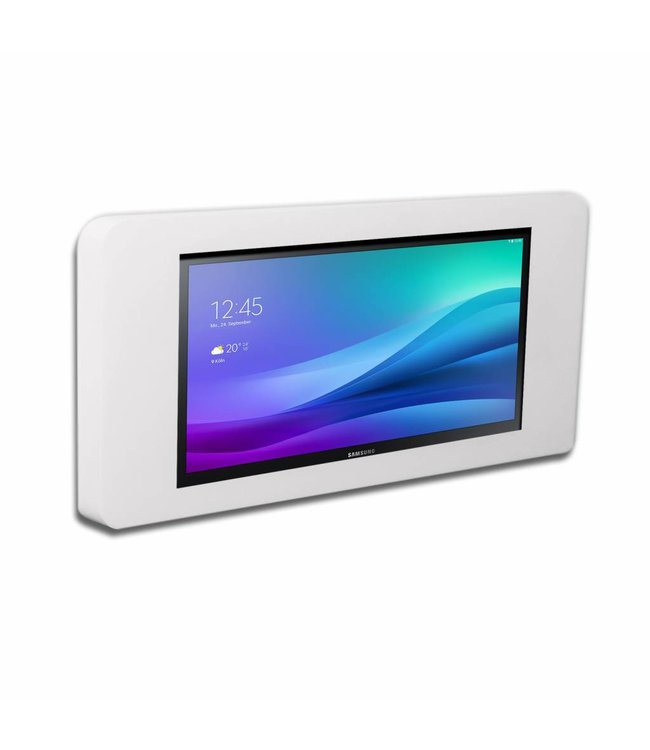 "Bravour Tablet wall display for Samsung Galaxy View 18.4"", white"