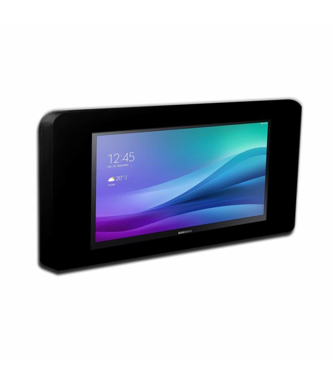 """Bravour Tablet wall display for Samsung Galaxy View 18.4"""" , black"""