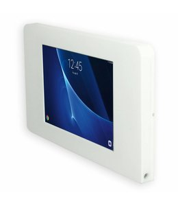 "Bravour Flat tablet wall mount for Samsung Tab A 10.1"", Piatto, white"