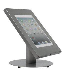 Bravour Tablethalterung Tischhalterung für 9-11 zoll tablets, Securo , Silber-Grau