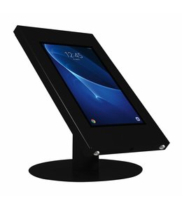 "Bravour Desk standing tablet holder for Samsung Galaxy Tab A 10.1"", Ferro black"