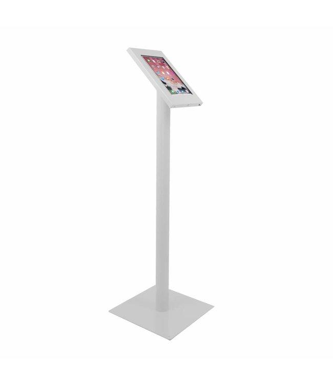 "Bravour iPad floor stand for iPad 10.5"", white, Ferro"