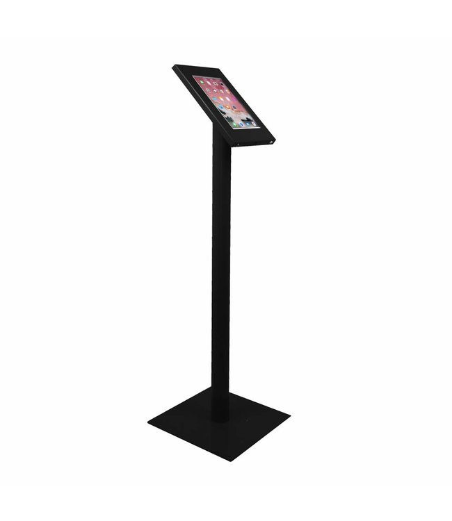 "Bravour iPad floor stand for iPad 10.5"", black, Ferro"
