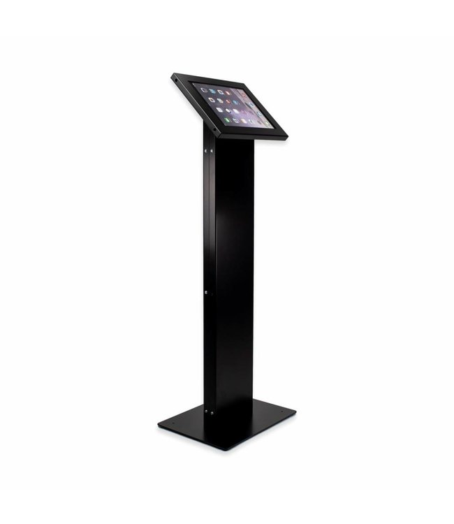 "Bravour Tablet display kiosk for tablets between 9-11"" inch Chiosco, with universal Securo casing"