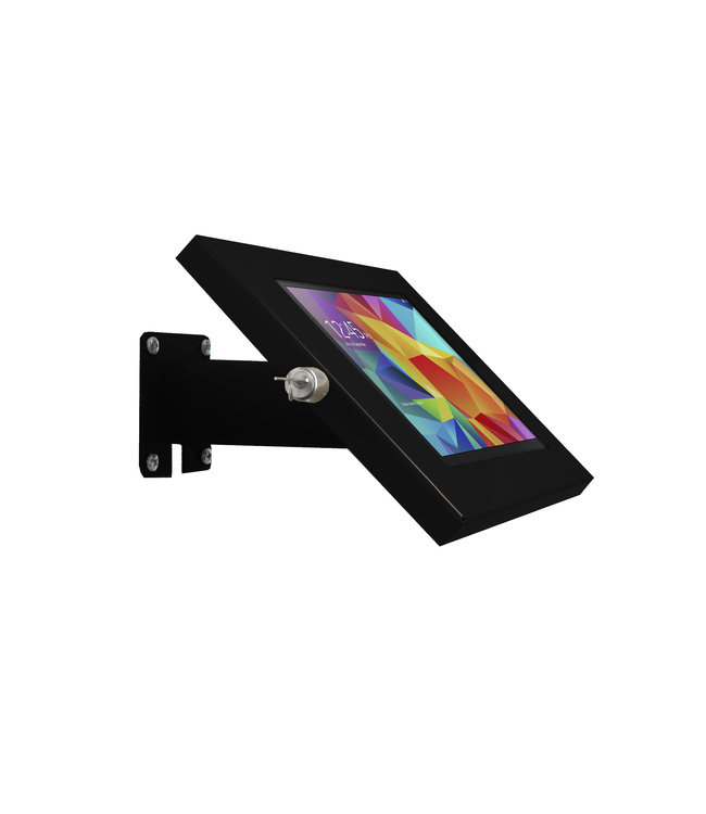"Bravour Tablet wall or desk display stand for Samsung Tab A 2016 10.1"", Ferro, universal casing"