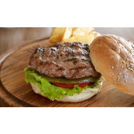 Hamburger het posthuijs