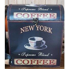 Koffie Koffer