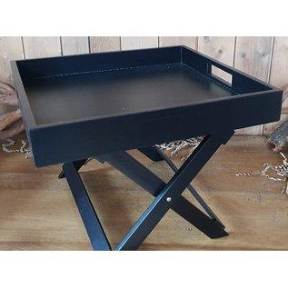 Butler tray zwart