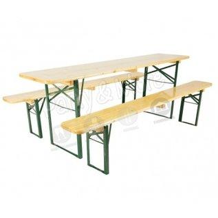 Bankenset  met tafel 50 cm breed