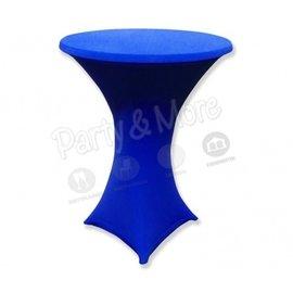 Statafelrok stretch kobelblauw