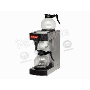 Koffiezetapparaat 2x 1.5L 24-kops