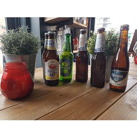 Proeverij 0% biertjes